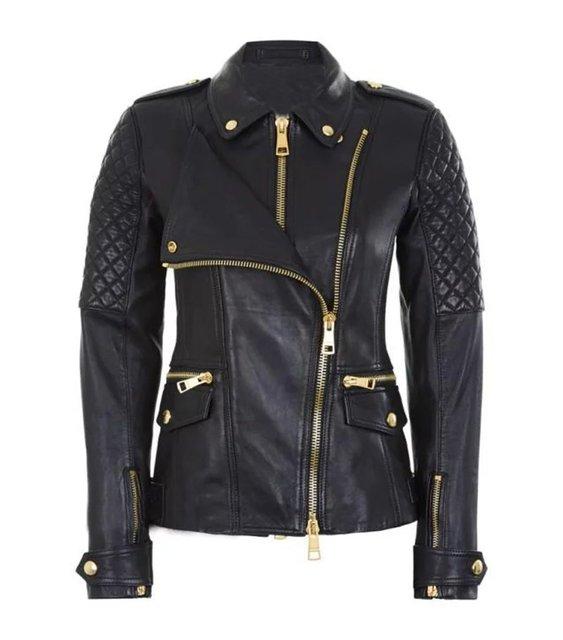 46bfe1158 2017 Jacket Coat for Women Girl European Slim Double Layer Zipper ...