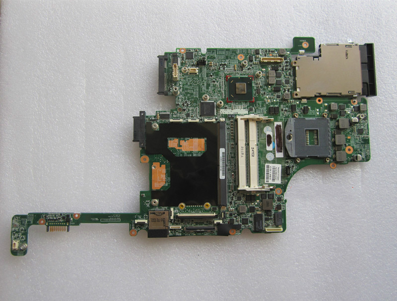For HP EliteBook 8560w Laptop Motherboard 684319-001 qm67,100% tested good цена