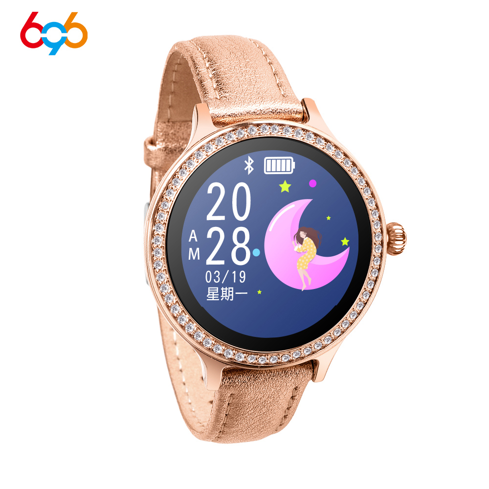 Ms 696 M8 smartwatch physiological cycle reminder heart rate, blood pressure monitoring multi-functional exercise mode bracelet
