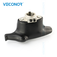 VECONOR Car Tire Changer Plastic Demounting Head Tool Head With Metal Flange Tyre Changer Accessory 28mm