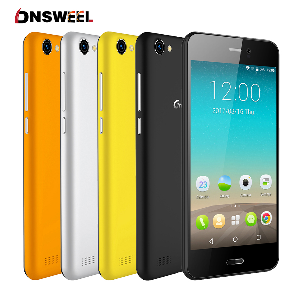 Gretel MT6580 A7 Smartphone de 4.7 pulgadas HD Quad Core 3G Teléfono Móvil Andro