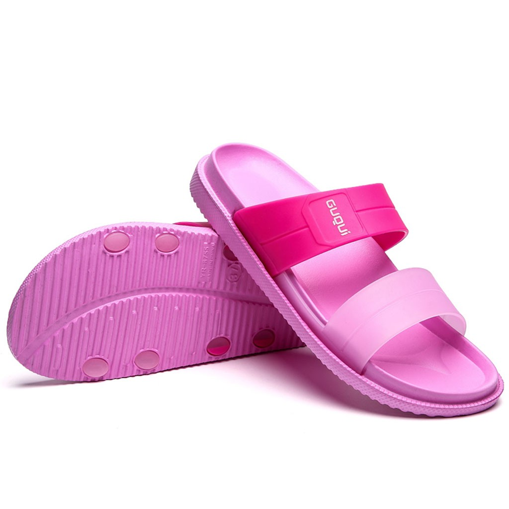 JAYCOSIN 2019 shoes Women Summer slippers  Bath Slipper Outdoor Slippers Couple's Indoor Beach Everyday Walk Shoes 2