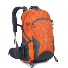 Outdoor Backpack 40L climbing Waterproof Unisex Nylon Bags Camping Hiking Anti-tear Rucksack Cycling Sport bag