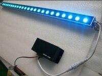 Venta El modelo más nuevo RGBW 4 colores súper fino Wash LED de pared 24x2w 24v dc