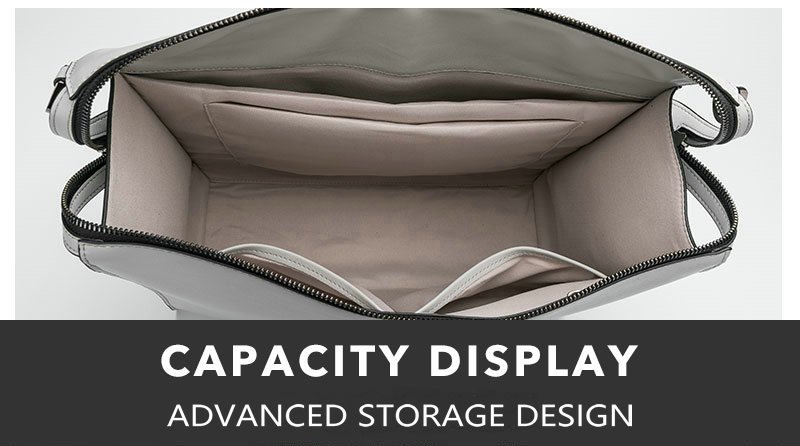 HTB14sYQSFzqK1RjSZFoq6zfcXXaS YINUO PU Leather Handbag High Capacity Shoulder Bag For 14inch Laptop Bag Briefcase Waterproof Detachable Summer Bag