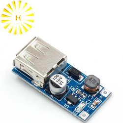 DC 0,9 в-5 в до 5 В 600MA запасные аккумуляторы для телефонов зарядное устройство Step Up Boost обеспечение конвертера напряжение модуль USB выход