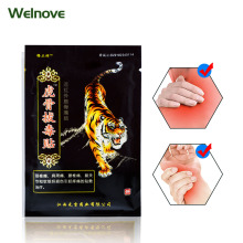 32Pcs/4Bag Tiger Balm Chinese Herbs Medical Plaster Joint Pain Back Neck Curative Plaster Tiger Balm Massage Medical Patch D1544 8pcs bag sumifun tiger balm chinese herbs medical plaster joint pain back neck curative plaster massage medical patch c1568