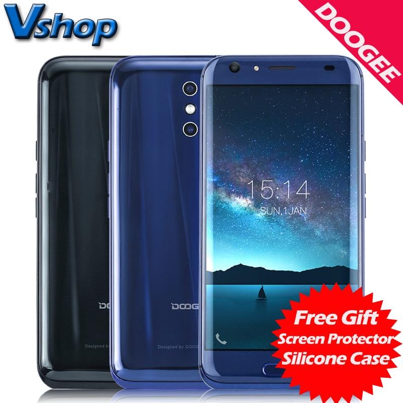 Original DOOGEE BL5000 4G Mobile Phones Android 7 0 4GB 64GB Octa Core Smartphone 1080P Dual