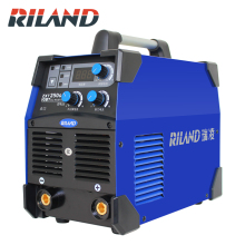 RILAND 220V//380V Dual voltage  IGBT DC Inverter Welding Machine Household MMA Welder ARC Welding small size powerful welder mma arc welding machine 220v 200a