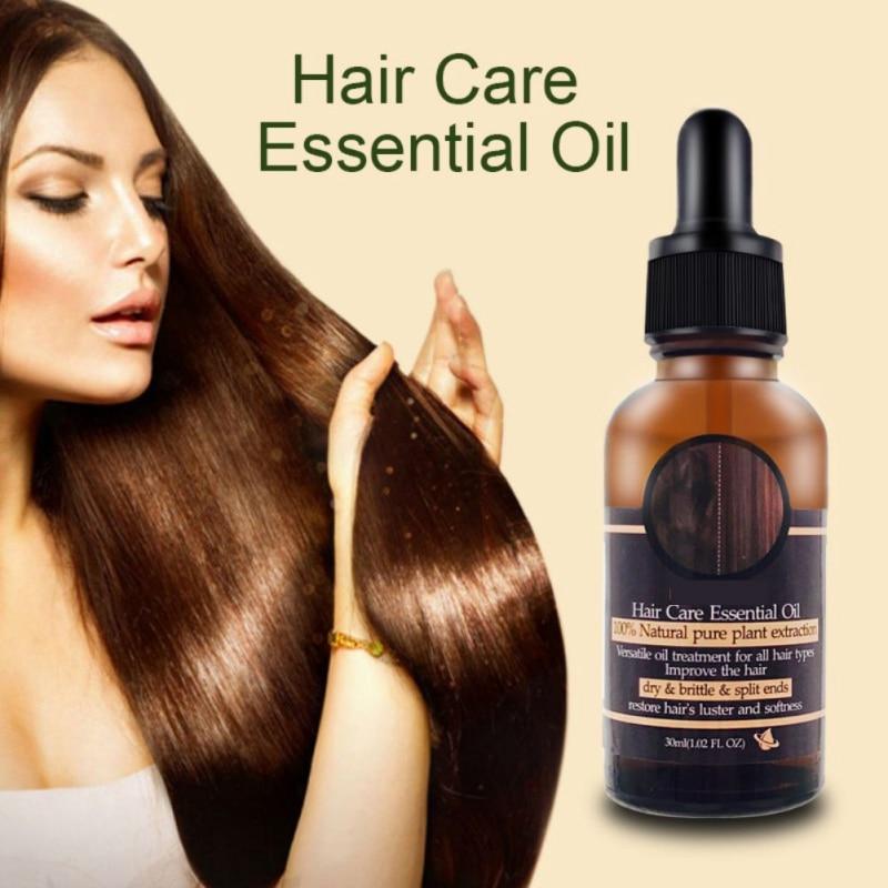 New 30ml Multi-functional Hair Scalp Treatments Hair Care Oil Hair Essential Oil For Dry Hair Types