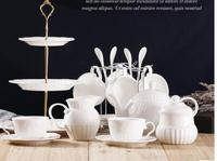 Coffee cup creative ceramic English tea set afternoon tea set