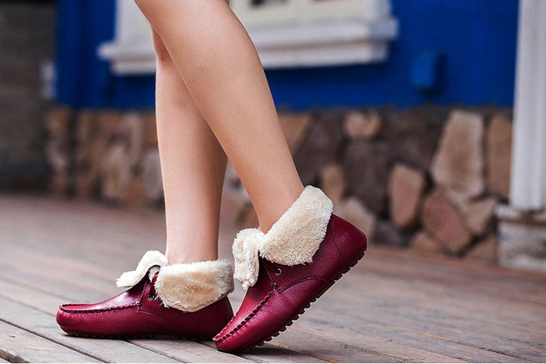 AH 5790 (19) women plush boots
