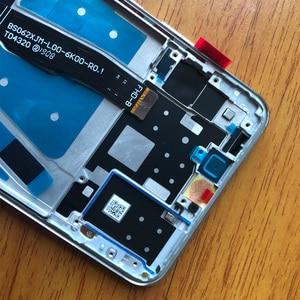 "Image 3 - 6.15 ""AAA orijinal LCD Huawei P30 lite LCD ekran dokunmatik ekran Digitizer meclisi için Huawei Nova 4E LCD ekran yerine"