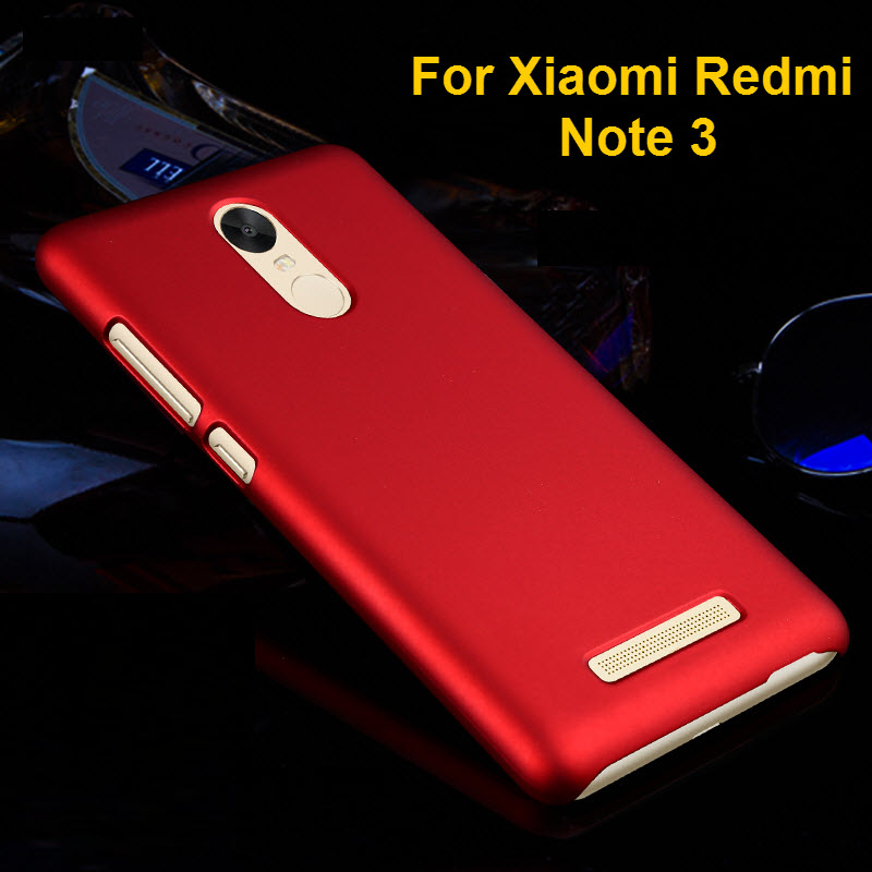 Xiaomi Redmi Note 3 case,Dimick Frosted series hard PC back cover case for Xiaomi redmi note3/Red rice note 3/hongmi note3