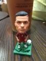 Футбол фигурка спорт игрок звезды С Роналду Подвижных соединений смола модель игрушки действие рис коллекционные куклы бойфренд подарок
