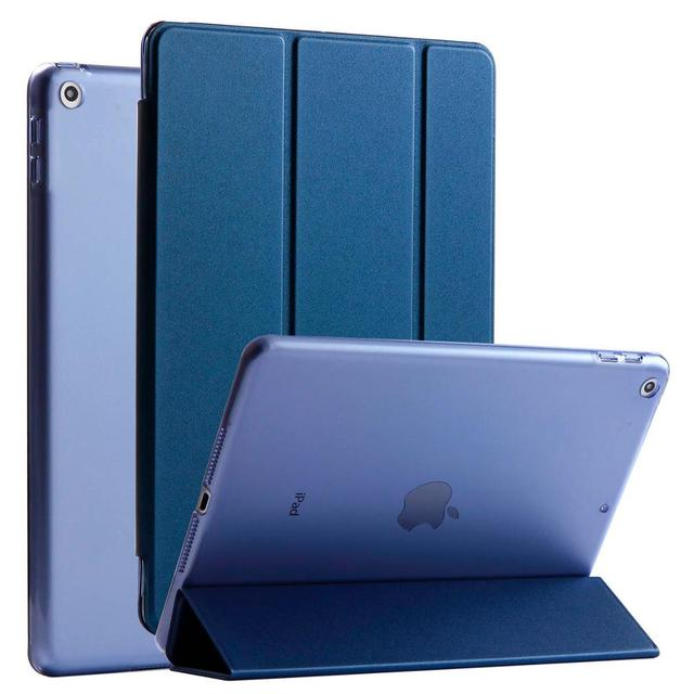Deep blue Ipad pro cover 12.9 inch 5c649ed9e2716