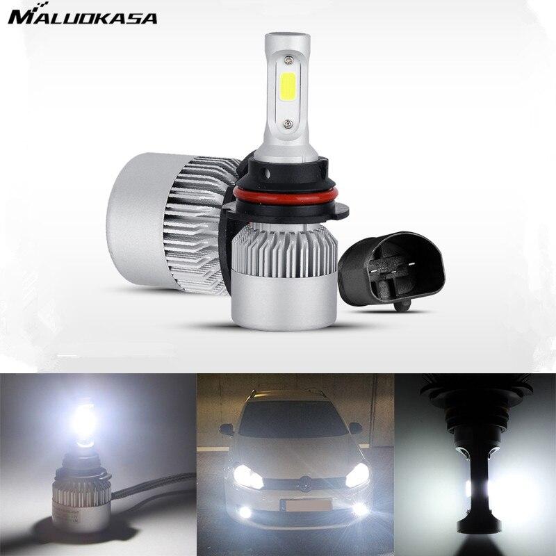 maluokasa автомобилей светодиодные фары удара С2