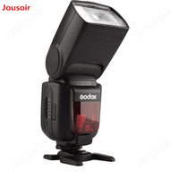 Godox TT685S Para DSLR A6300 A99 A58 6000L 2.4g Flash Da Câmera TTL HSS GN60 CD15