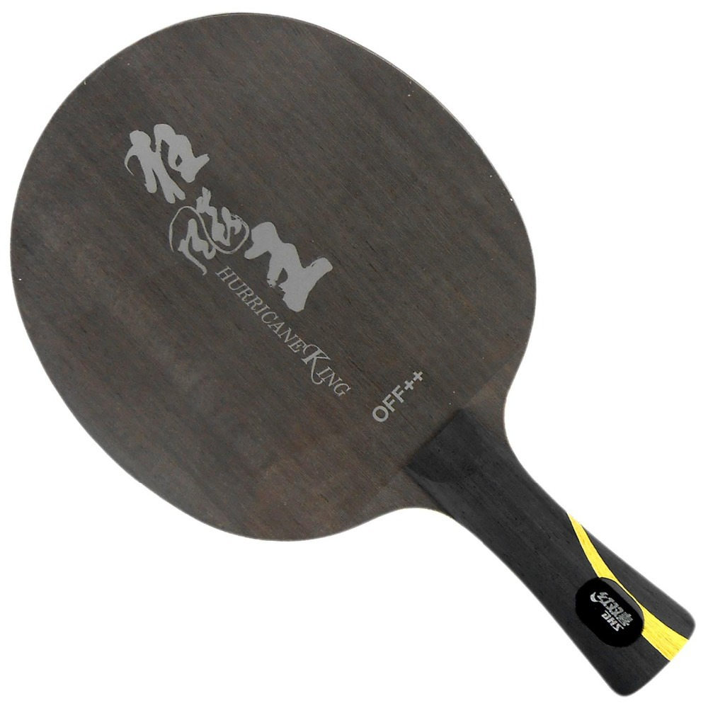 DHS Hurricane King Table Tennis (PingPong) Blade [playa pingpong] dhs k161 chinese naitional version vis structure balde