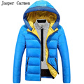 Free shipping 2017 New Brand Men's White Duck Down Jacket Casual  Parka Winter Jacket Men Fashion Overcoat Outerwear 70hfx
