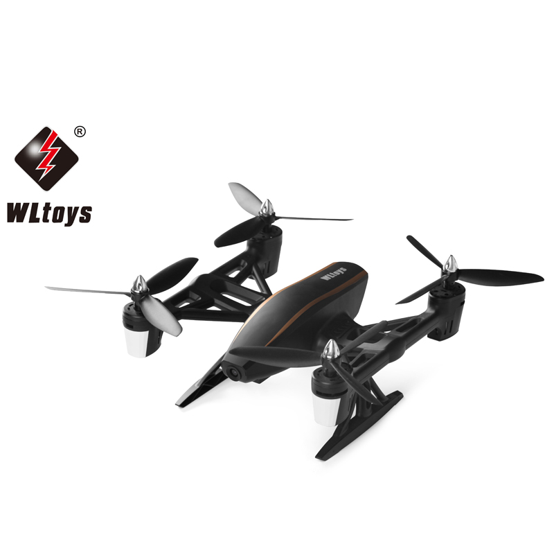 WLtoys Q373 High Speed Headless Mode Plane Helicopter 2.4G 6-Axis RC Radio Remoto Contral 4 Drive Motor 4WD Mini Air Toy Gift wltoys q222 quadrocopter 2 4g 4ch 6 axis 3d headless mode aircraft drone radio control helicopter rc dron vs x5sw