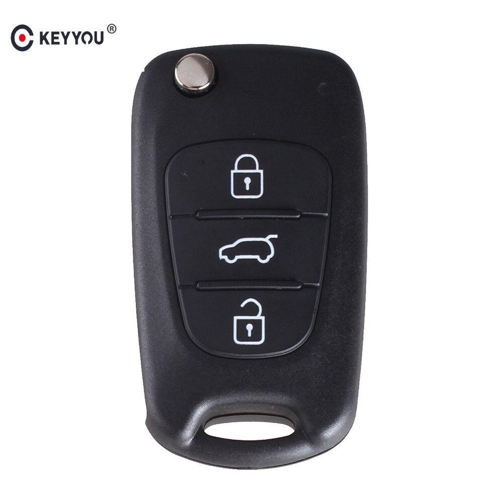 Chiave Telecomando per Kia Keyless Entry Fob Cover Car Alarm Housing
