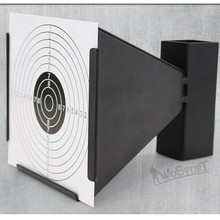 14cm Funnel Air Rifle/Airsoft Shooting Target Holder Pellet Trap(China)