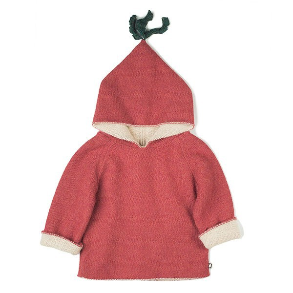 Kids Boys Girls Cashmere Sweaters Red Winter Radish Clothing ...