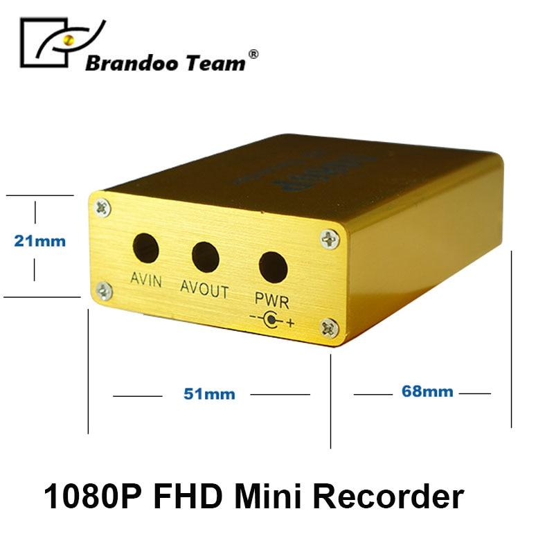 Super Mini DVR 1CH HD Recorder CCTV AHD SD DVR цена 2017