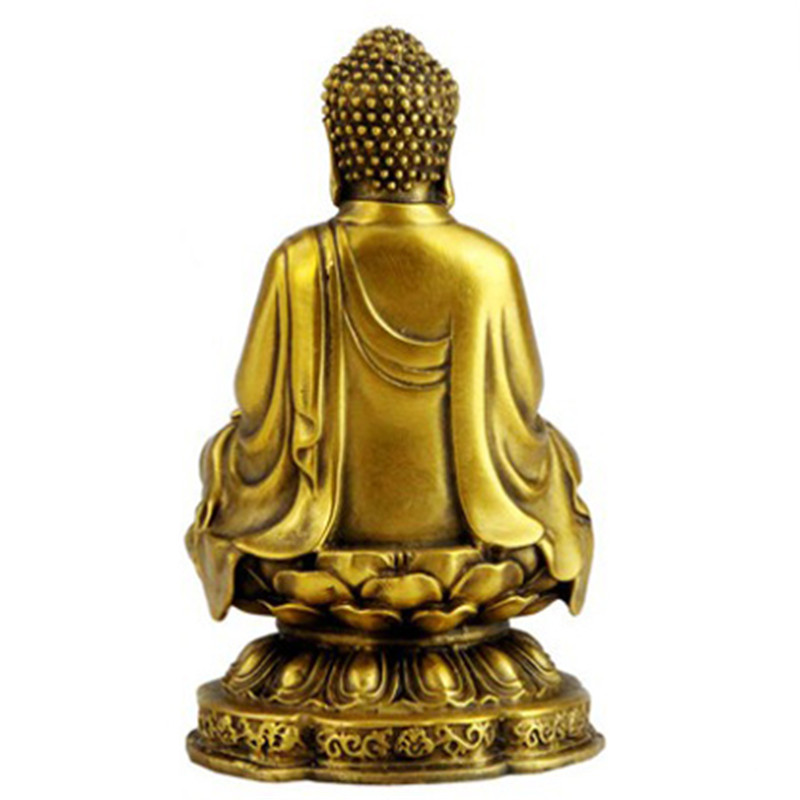 Sakyamuni Βούδας επιπλώσεις χειροτεχνία - Διακόσμηση σπιτιού - Φωτογραφία 2