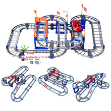 DIY Variety 3D Electric Rail Speed Car Train Model Color Track Racing Car Fun Assemble Toy Birthday Gift for Kids Educational big children toys electric thomas rail car kids train track model slot toy baby racing car double orbit car birthday gift