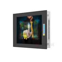 10 Inch 10 4 Inch Touchscreen Monitor For Computer Connect Industrial PC Touch Screen Lcd Panel