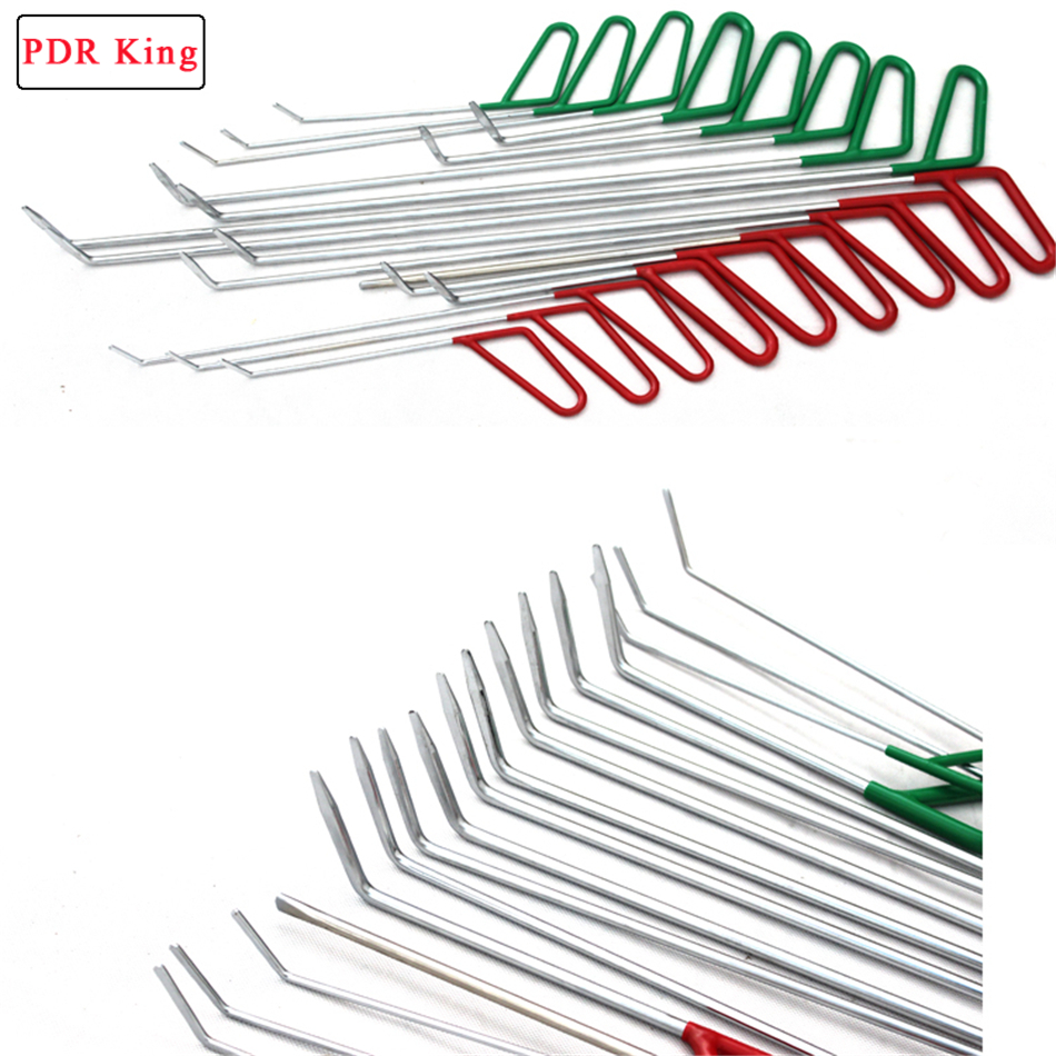 Paintless PDR Hook Rods