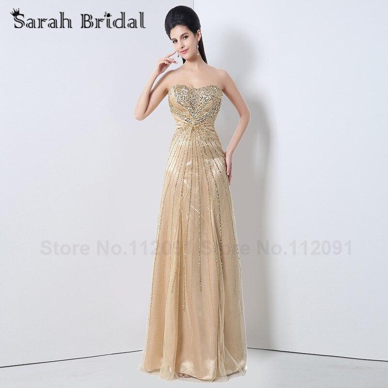 Sexy Beaded Prom Dresses
