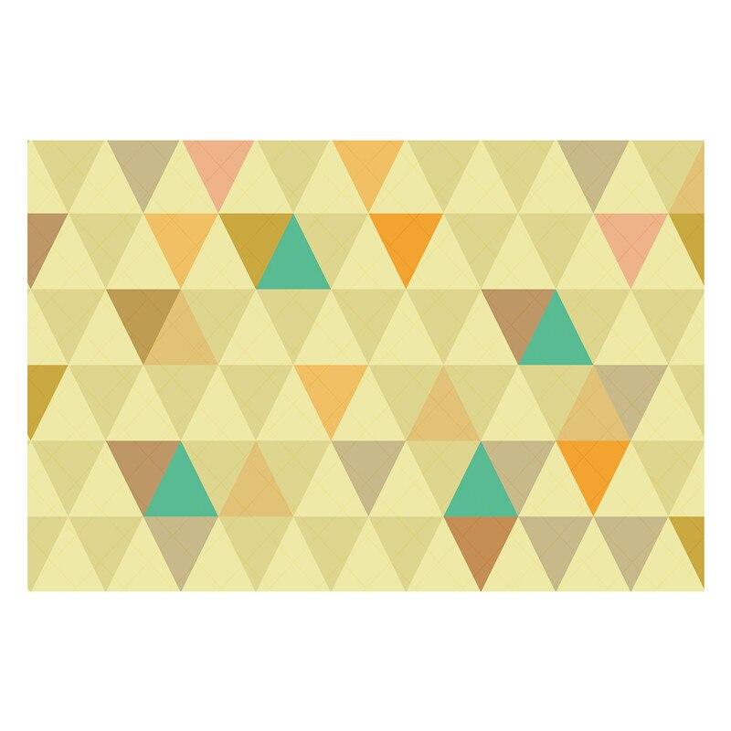 Tapis modernes géométriques pour salon maison nordique tapis chambre chevet couverture zone tapis doux étude salle teppich tapis plancher - 5