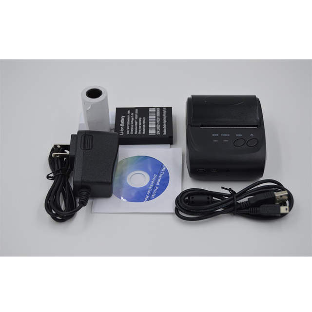 Free SDK Wireless Android Bluetooth Thermal Printer 58mm Mini Bluetooth  Thermal Receipt Printer Bluetooth Android-in Printers from Computer &  Office