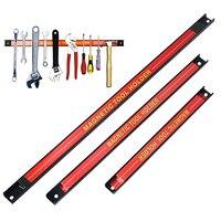 RUITOOL Magnetic Tool Holder 12 18 24 Metal Tool Organizer Magnet Storage Rack Tool For Garage