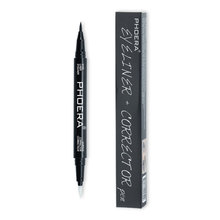 1PC Black Eye Liner Pencil Waterproof Makeup Beauty Cosmetics Liquid Long-lasting Eyeliner Pen все цены