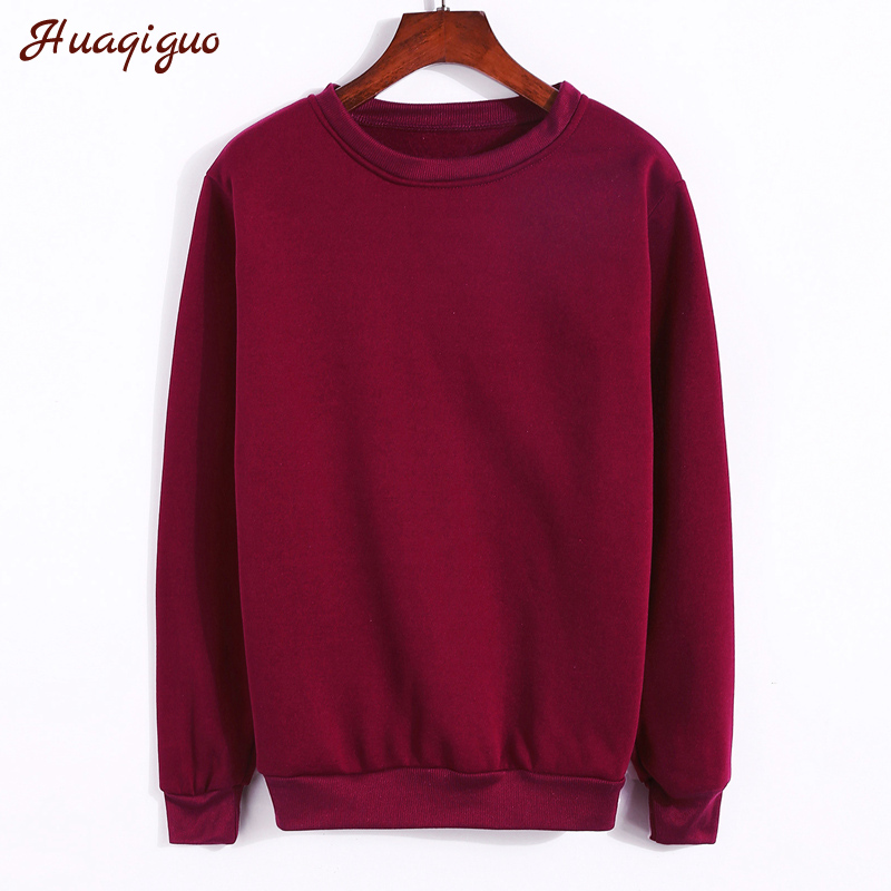 2017 Women Hoodies Sweatshirt Female Long Sleeve Casual Solid Winter Hoodie For Women Pullover Sudaderas Mujer
