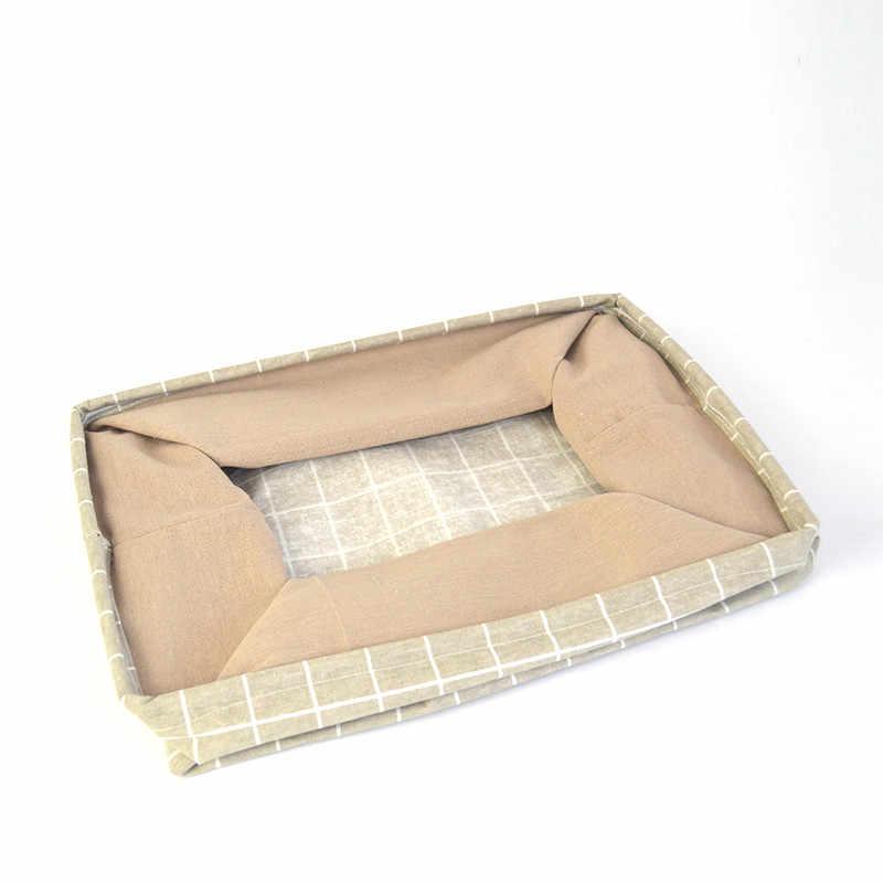 Japanischen Stil Extra Große Wäsche Korb mit Abdeckung Faric Lagerung Box Für Spielzeug Kleinigkeiten Lagerung Korb Bad Wäsche Eimer