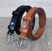 Hot sale lengthen belt ladies vogue prime quality cowskin leather-based belt informal pin buckle belts for ladies belts cummerbunds 150cm