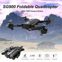 SG900 S SG900 GPS Drone with camera HD 720P Professional FPV Wifi RC Drones Auto Return Dron RC Quadcopter Helicopter VS F11 X5