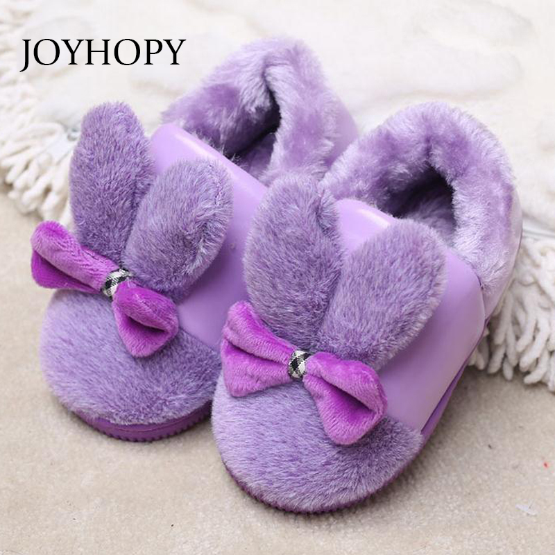 New Winter Super Warm Newborn Baby Boys Girls First Walkers Shoes Infant Toddler Cute Rabbit Soled Anti-slip Baby Shoes