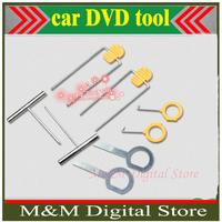 Hot Selling 12pcs Car Door Interior Plastic Trim Panel Dashboard Installation Removal Pry Stereo Refit Tool Kit Free shipping