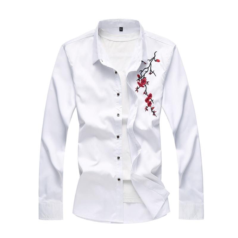2019 nowych moda biały ubranie koszule odzież na co dzień  Sj66M