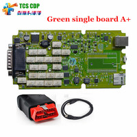 10pcs Lot Single Board TCS CDP Pro No Bluetooth And 2014 R3 No Keygen On CD
