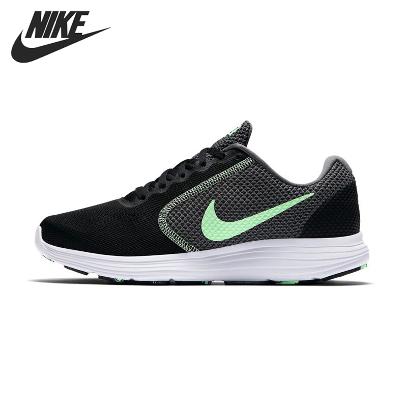 Original New Arrival 2017 NIKE WMNS REVOLUTIONS 3 Women's Running Shoes Sneakers nike wmns studio wrap 3 prt 684864 601