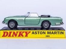 Atlas 1/43 Dinky toys 110 Aston Martin DB5 Alloy Diecast RED NEW Boxed CAR MODEL COLLECTION villa d este blue 1 18 aston martin one 77 2009 sport car diecast model show car miniature toys alloy gifts collection minicar