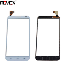 New Touch Screen For Alcatel One Touch Idol 2 OT-6037 6037 6037Y Digitizer Front Glass Lens Sensor Panel стоимость