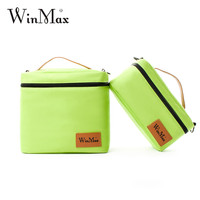 Winmax Large Insulated Picnic Ice Pack Hand Waterproof Lunch Cooler Bag Food Beer Fresh Keep Insulation